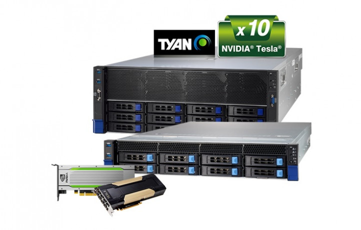 TYAN Launches AI-Optimized Server Platforms Powered by NVIDIA V100S Tensor Core GPUs