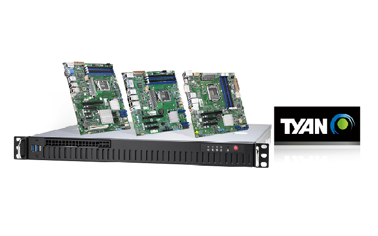 TYAN Shows Embedded Server Motherboards to Scale IoT Analytics for Network Edge at Embedded World 20