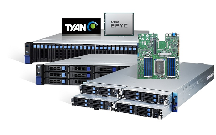 TYAN Now Offering AMD EPYC™ 7003 Processor Powered Systems